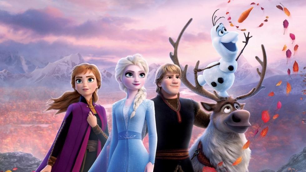 'Frozen II' best verdienende animatiefilm ooit!