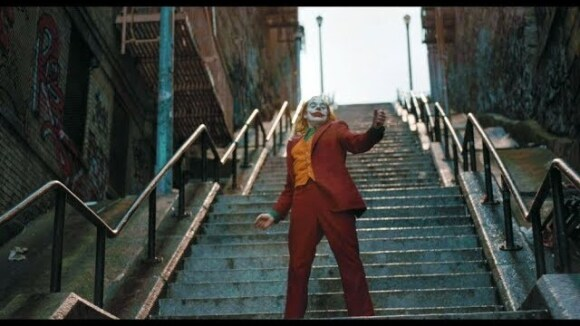 "Joker clip ""dansen op de trap"""