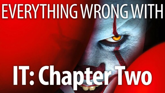 CinemaSins - Everything wrong with it: chapter two in red balloon minutes