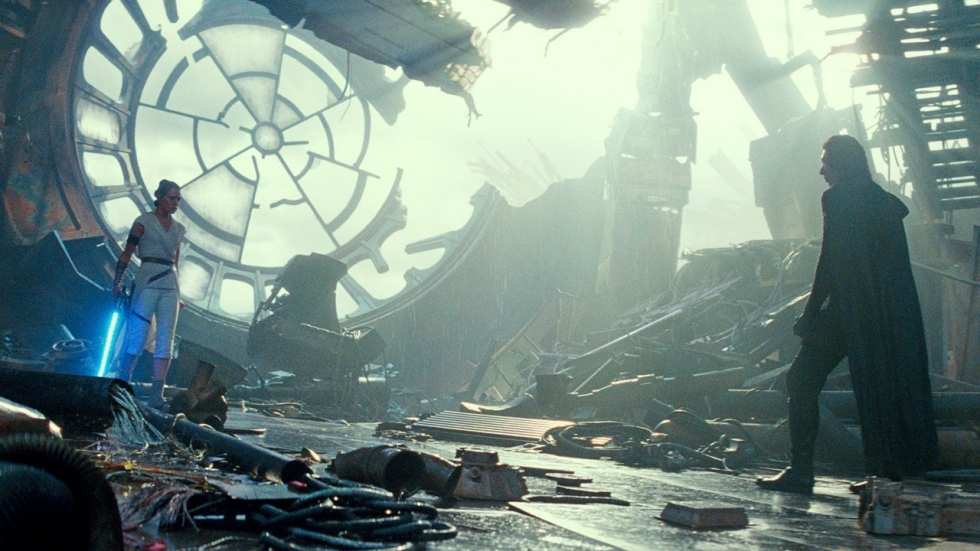 Aparte keuze rond einde 'Star Wars: The Rise of Skywalker' uitgelegd
