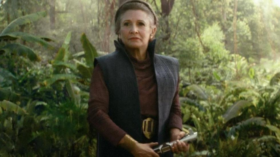 'Star Wars: The Rise of Skywalker' gebruikte beelden uit 'Return of the Jedi'