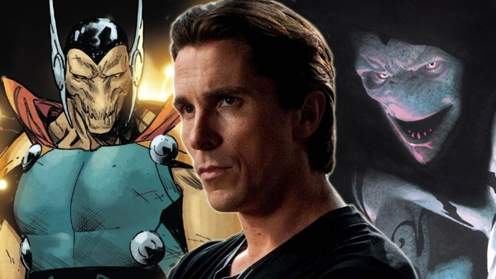 Wie speelt Christian Bale (Batman) in de Marvel-film 'Thor: Love and Thunder'?