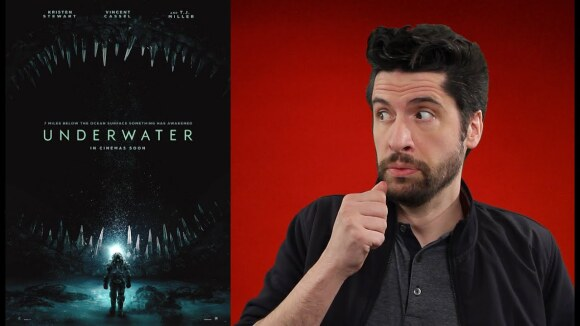 Jeremy Jahns - Underwater - movie review