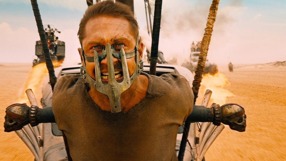 Max had dood moeten gaan in 'Mad Max: Fury Road'