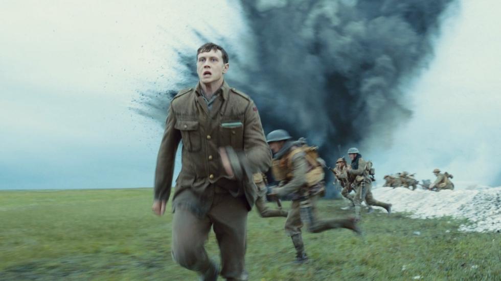 Oorlogsfilm '1917' heeft Nederlands publiek in zijn greep!