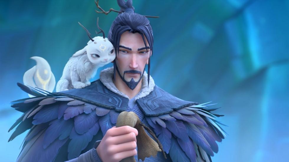 Trailer en poster voor de avontuurlijke Chinese animatiefilm 'Jiang Ziya'