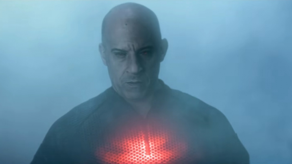 Brute trailer 'Bloodshot' maakt van Vin Diesel een superheld