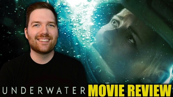 Chris Stuckmann - Underwater - movie review