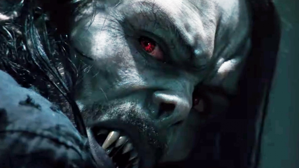 Eerste trailer Marvel-film 'Morbius' met enorme 'Spider-Man: Homecoming' connectie!