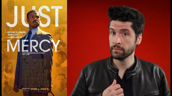 Jeremy Jahns - Just mercy - movie review