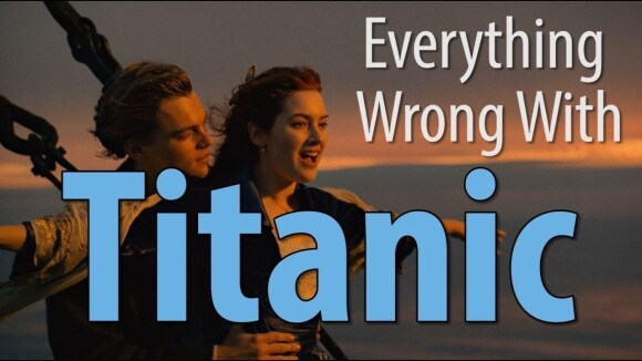 CinemaSins - Everything wrong with titanic in 9 minutes or so