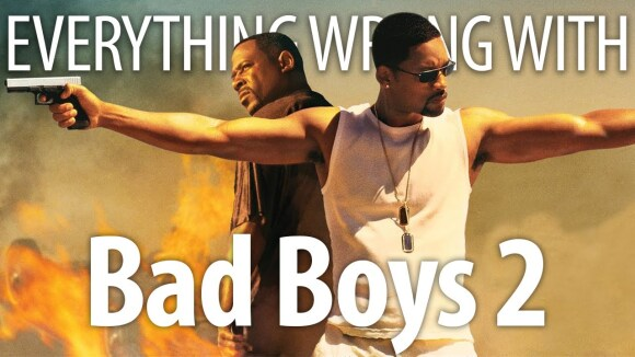 CinemaSins - Everything wrong with bad boys ii in woosah minutes