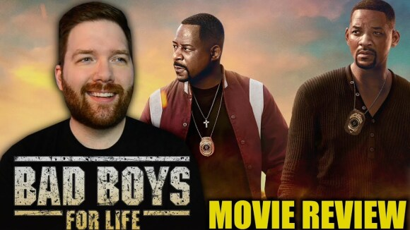 Chris Stuckmann - Bad boys for life - movie review