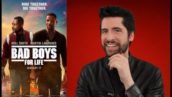 Jeremy Jahns - Bad boys for life - movie review