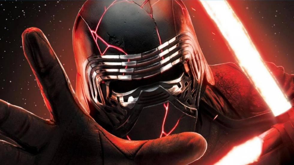 Eerste 'Star Wars IX' plan bevatte Kylo Ren vs Darth Vader gevecht!