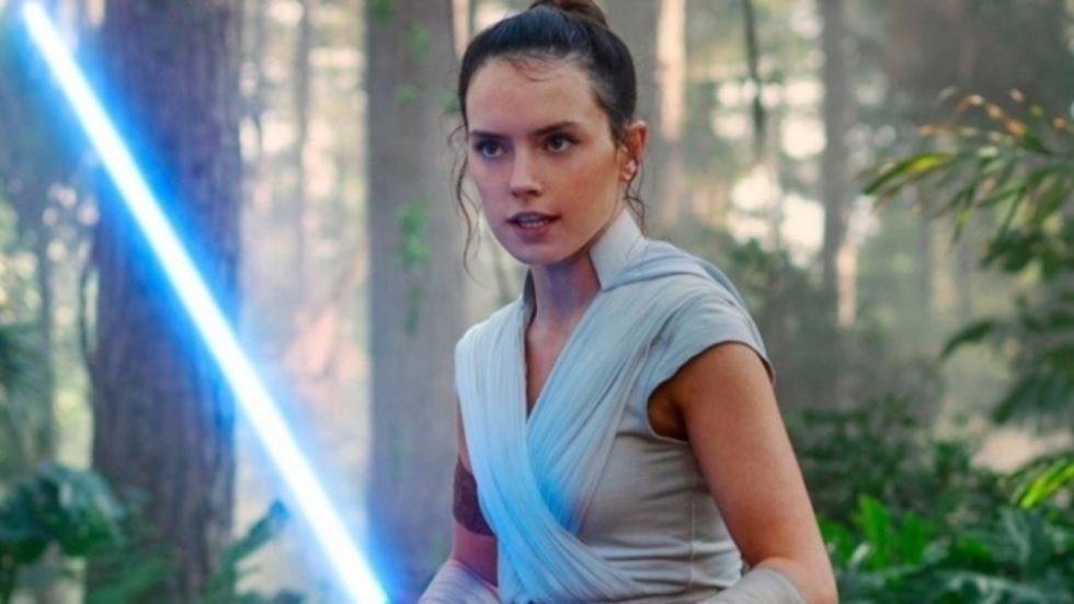 Superkrachtige Rey uit 'Star Wars: The Rise of Skywalker' geschrapt
