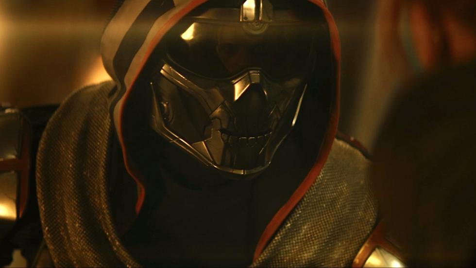 Heeft Taskmaster de krachten van Spider-Man in 'Black Widow'?