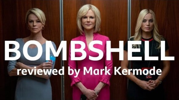Kremode and Mayo - Bombshell reviewed by mark kermode