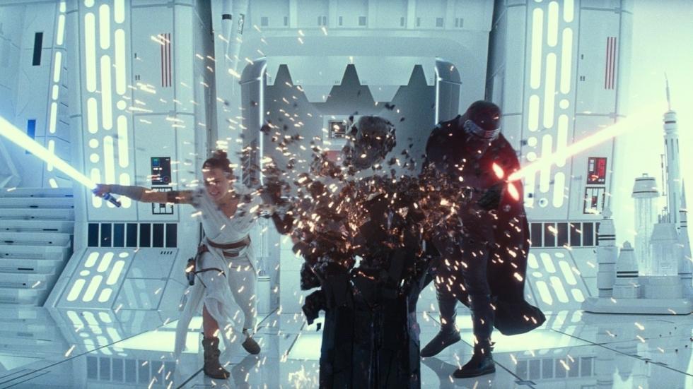 Merkwaardige schurk onthuld die 'Star Wars: Rise of Skywalker' niet haalde