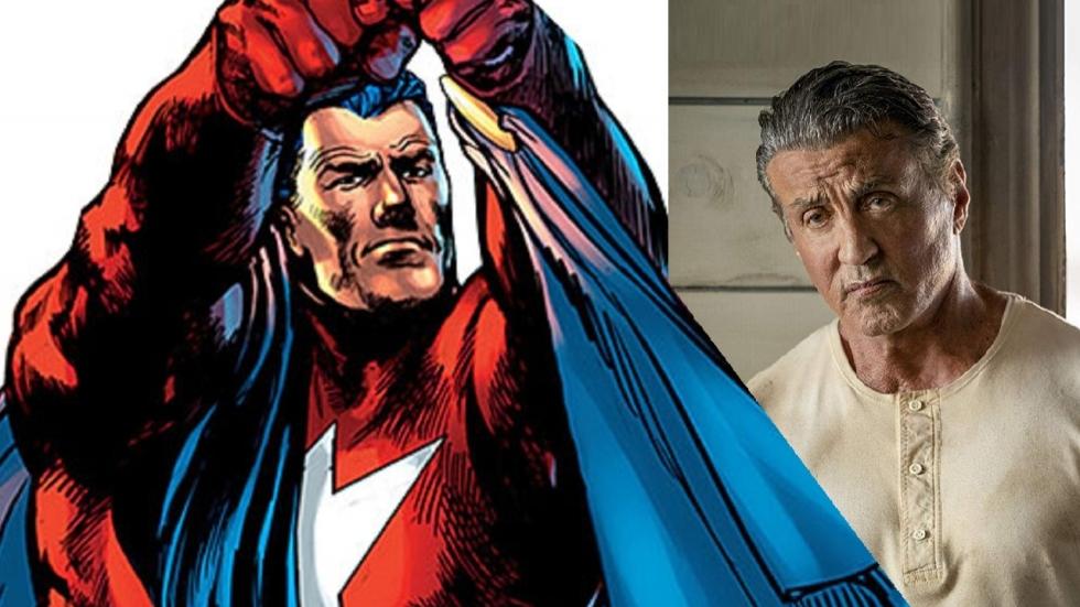 Eerste blik op Sylvester Stallone als vervallen superheld 'Samaritan'