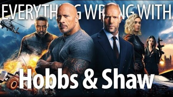 CinemaSins - Everything wrong with fast & furious presents: hobbs & shaw