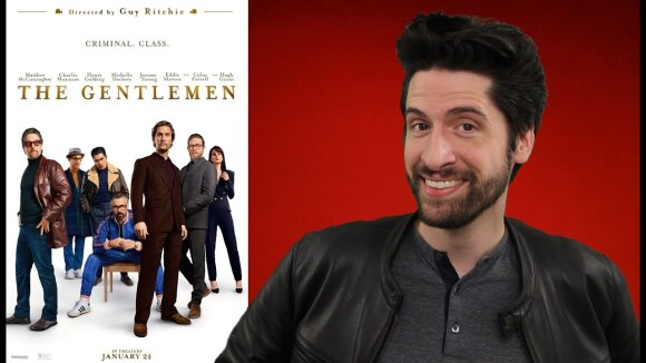 Jeremy Jahns - The gentlemen - movie review