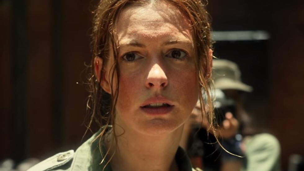 Trailer Netflix-thriller 'The Last Thing He Wanted' met Hathaway en Affleck