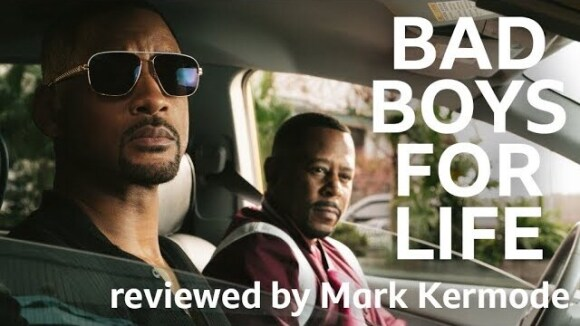 Kremode and Mayo - Bad boys for life reviewed by mark kermode