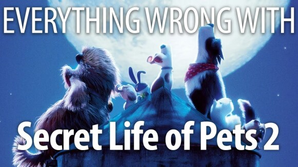 CinemaSins - Everything wrong with the secret life of pets 2 in bark bark bark minutes