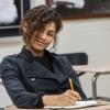 Marvel-actrice Zendaya in onthullende bustier / jurk
