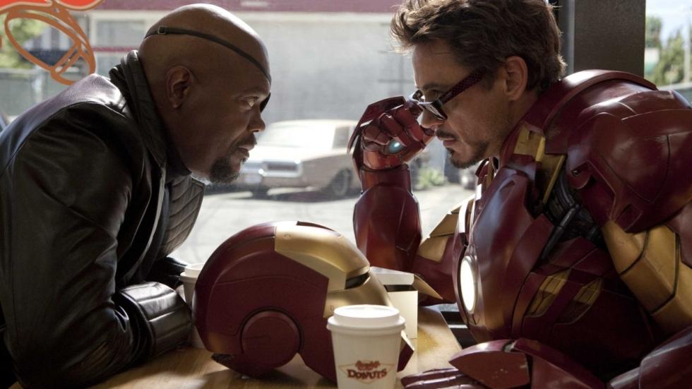 Hamburger-scène in 'Iron Man' heel speciaal voor Robert Downey Jr.
