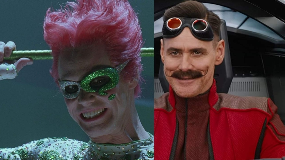 Jim Carrey ziet team-up tussen 'Dr. Robotnik' en 'The Riddler' wel zitten