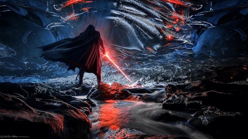 Gave nieuwe concept art van 'Star Wars: Duel of the Fates'