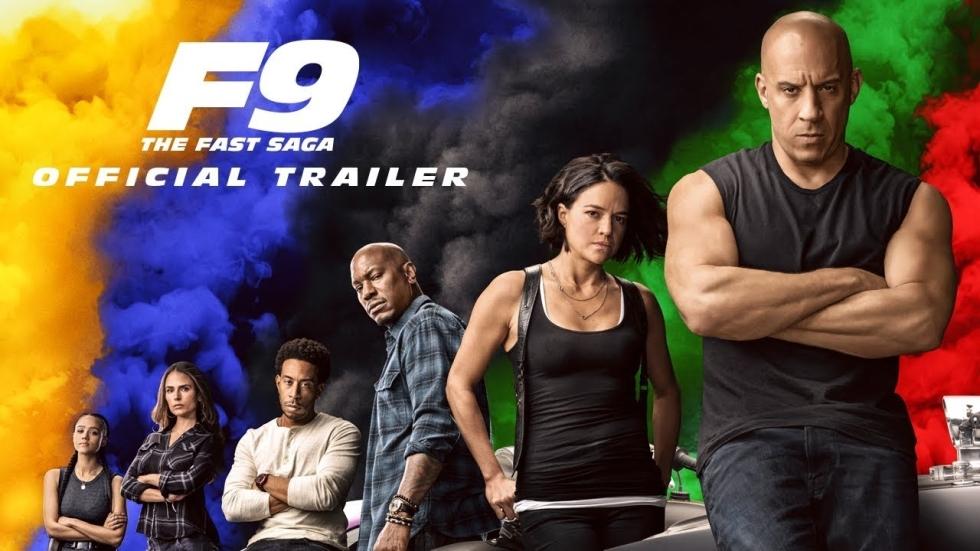 Actie in nieuwe TV-trailer 'Fast & Furious 9'!