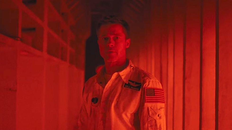 Blu-ray review 'Ad Astra' - Fascinerende ruimtereis met Brad Pitt