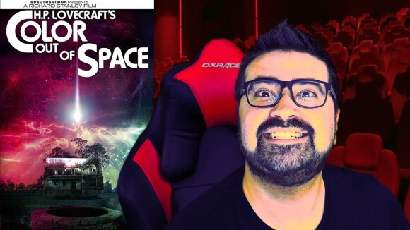 AngryJoeShow - Color out of space - angry movie review