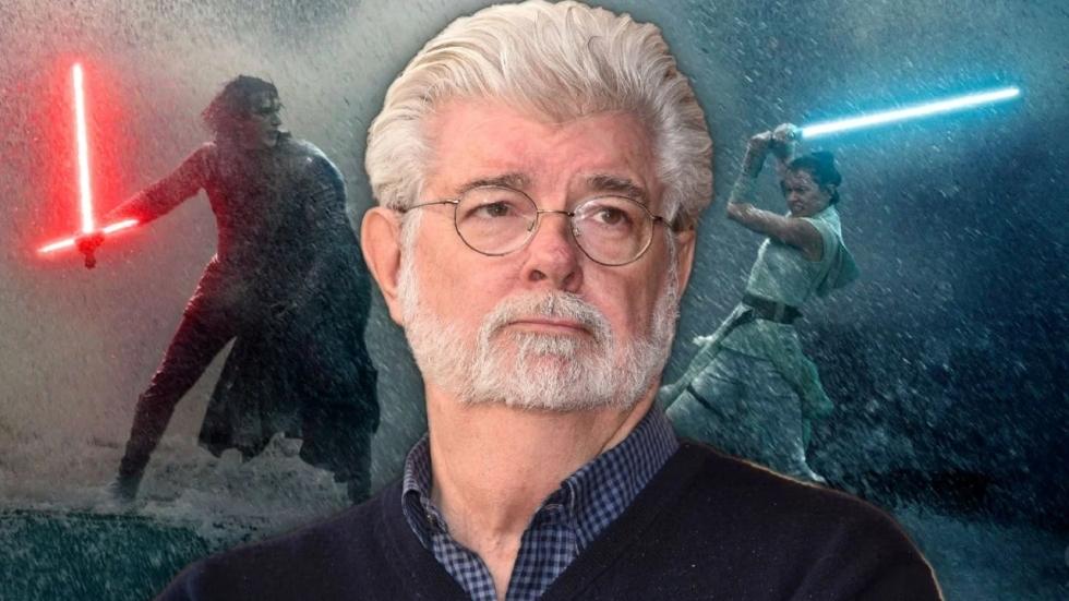 Stiekeme rol George Lucas in 'Star Wars: The Rise of Skywalker' bekend