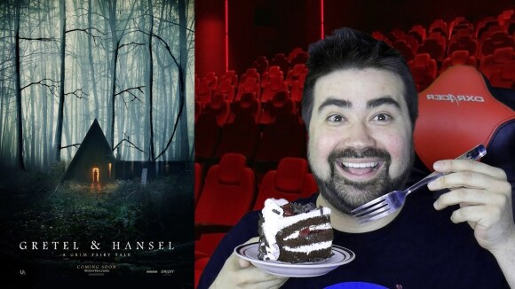 AngryJoeShow - Gretel & hansel angry movie review (w/ director q&a!)