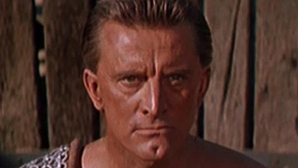 Hollywoodlegende Kirk Douglas (Spartacus) overleden