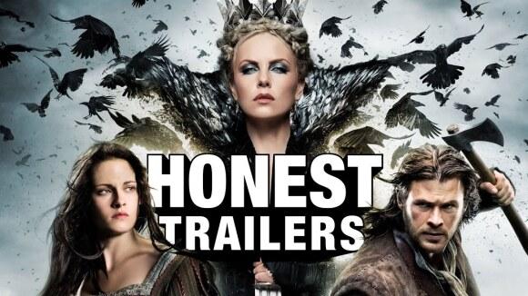 ScreenJunkies - Honest trailers | snow white and the huntsman