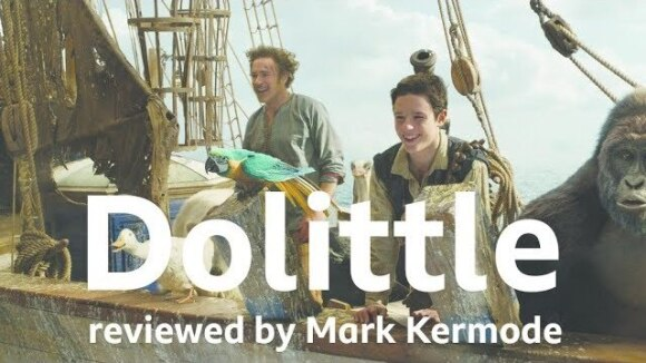 Kremode and Mayo - Dolittle reviewed by mark kermode