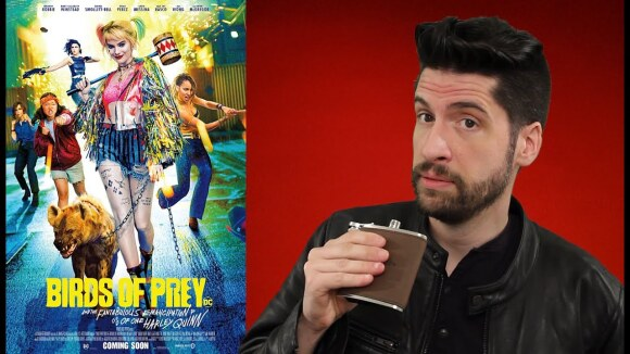 Jeremy Jahns - Birds of prey - movie review