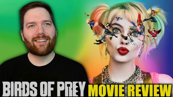 Chris Stuckmann - Birds of prey - movie review