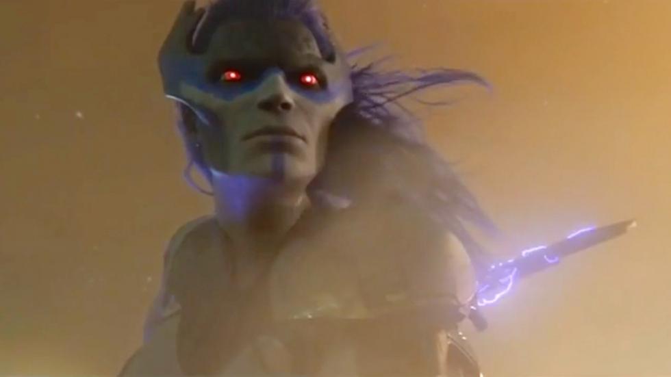 Proxima Midnight verslaat Thor en Captain America met gemak in uitgelekte beelden 'Avengers: Infinity War'