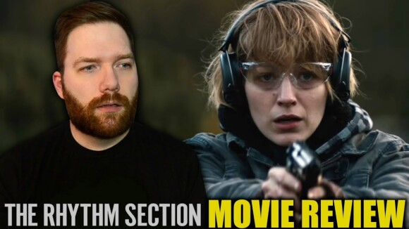 Chris Stuckmann - The rhythm section - movie review