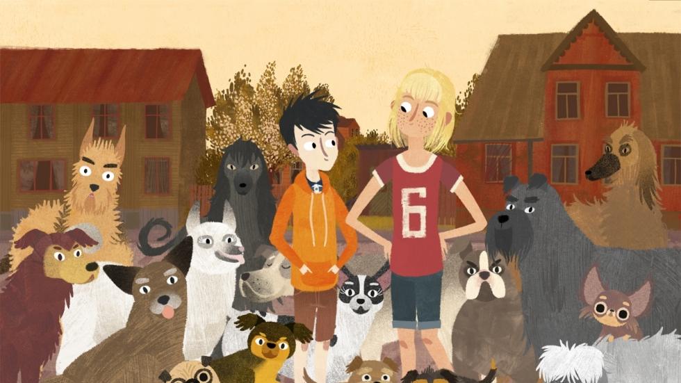 Jacob, Mimmi en de Pratende Honden