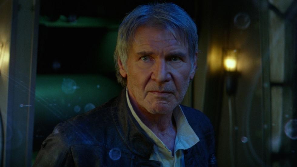 Harrison Ford over terugkeer Han Solo in 'Star Wars'-films