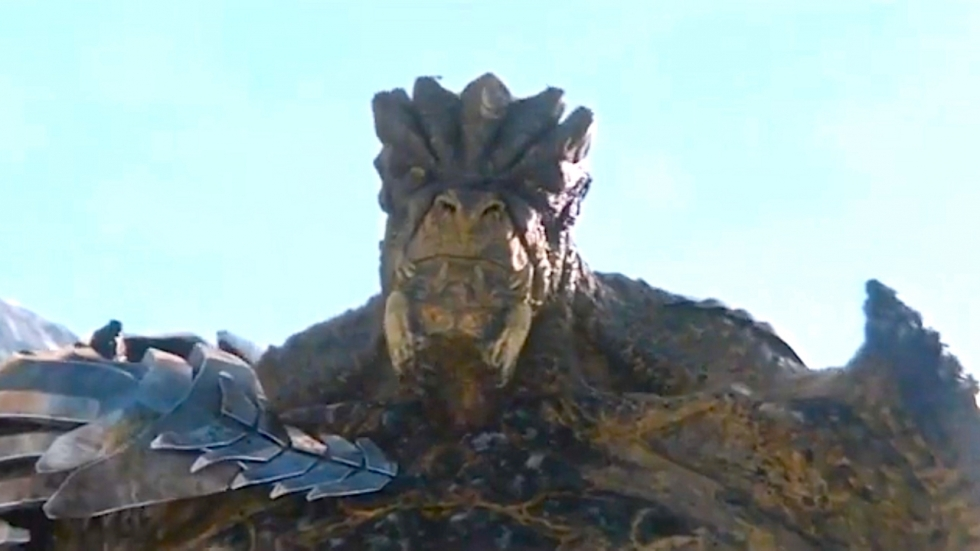 Thanos' spierbal Cull Obsidian maait heel leger neer in uitgelekte beelden 'Avengers'-tweeluik