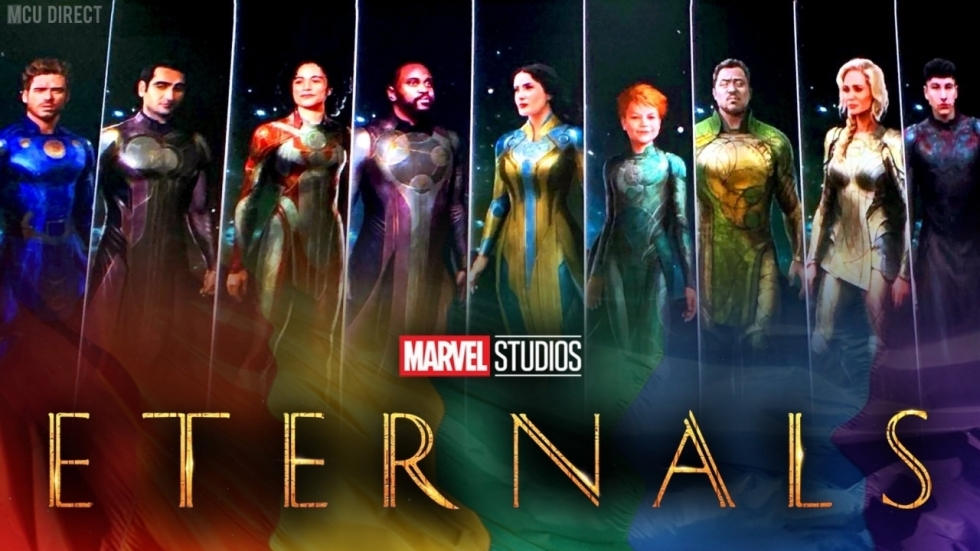 Emotionele gay-kus in Marvel-film 'Eternals' onthuld
