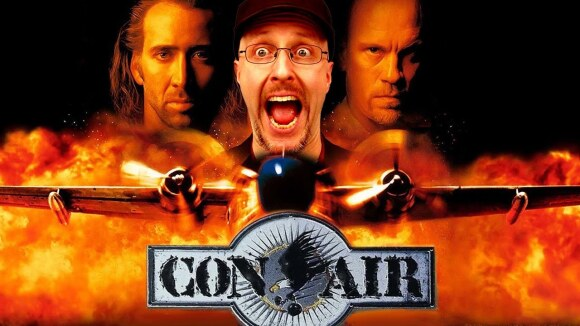 Channel Awesome - Con air - nostalgia critic